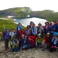 白馬岳から栂池自然園 ツアーレポート 3日目