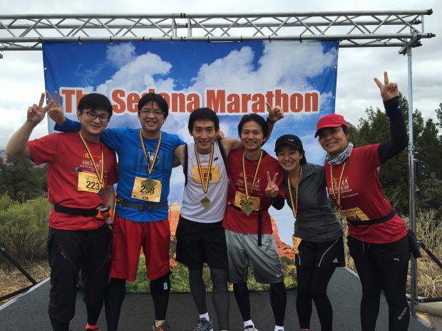 セドナマラソン